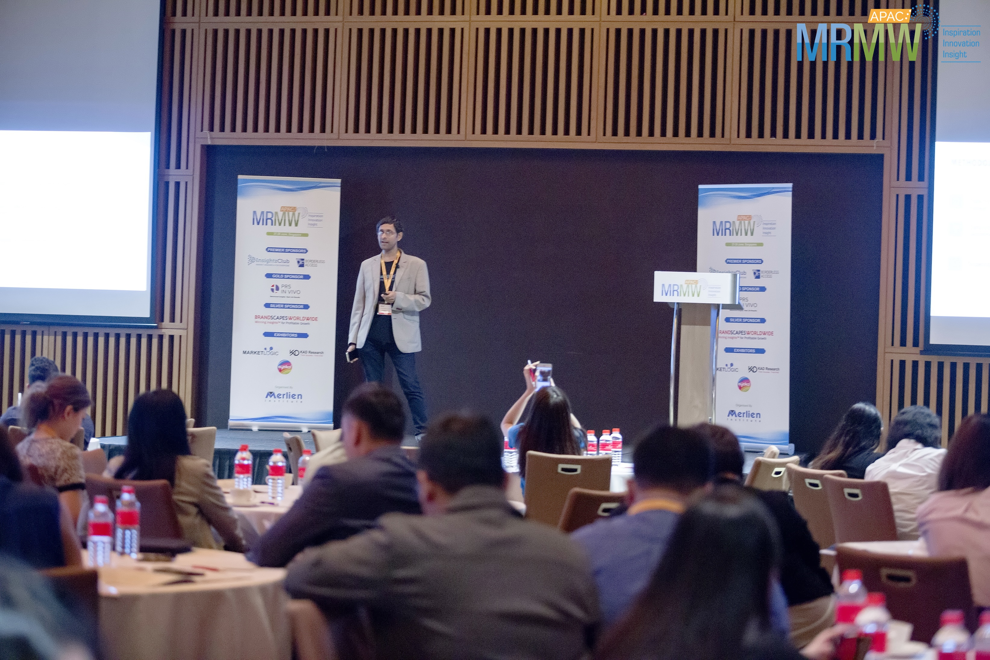 Padmanabhan Ramaswamy (Paddy) from InsightzClub at MRMW APAC 2018