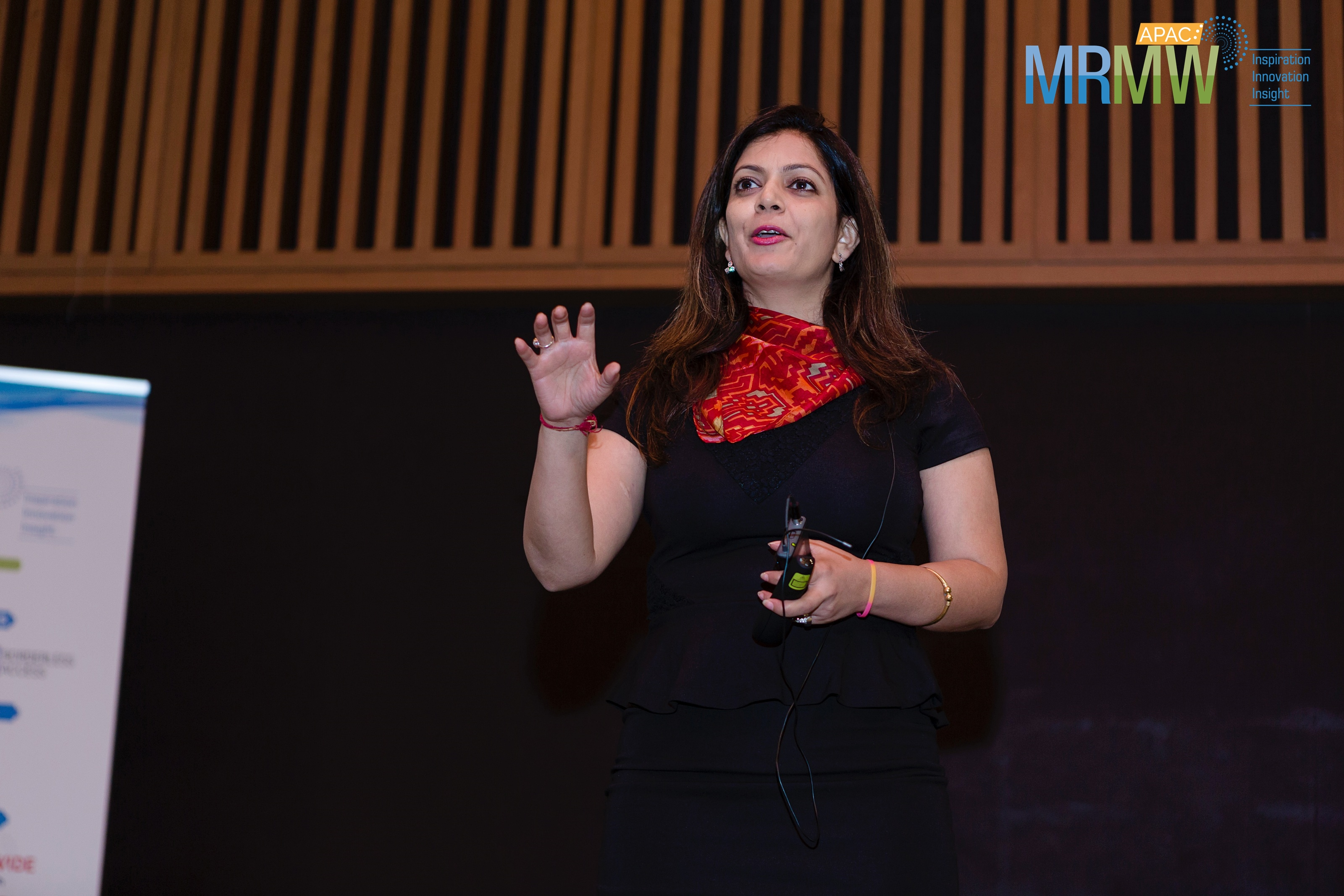 Anamika Sirohi from Hindware at MRMW APAC 2018