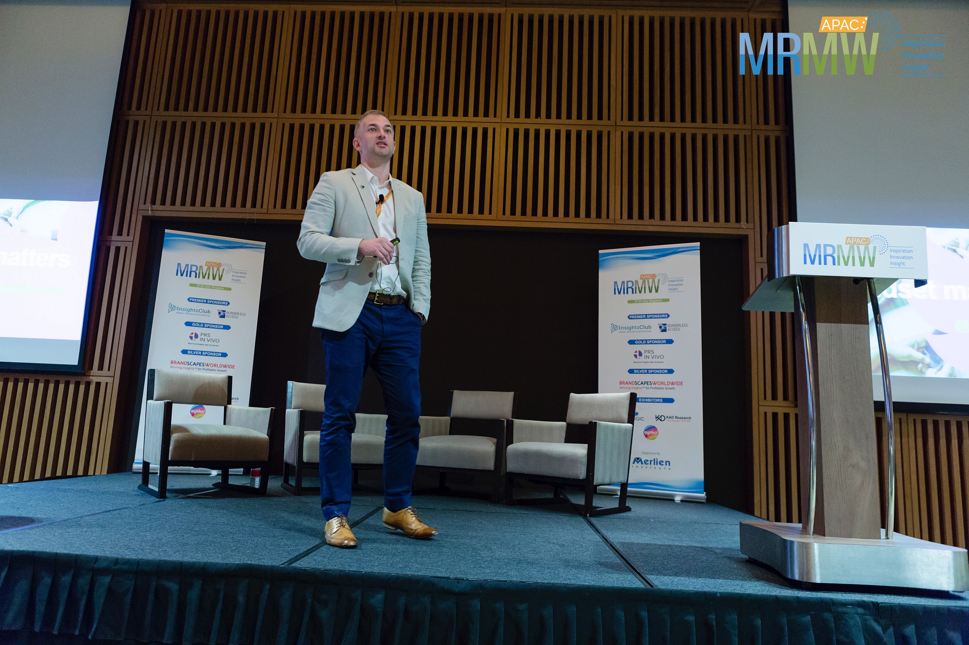Martyn U'ren, from Twitter at MRMW APAC 2018