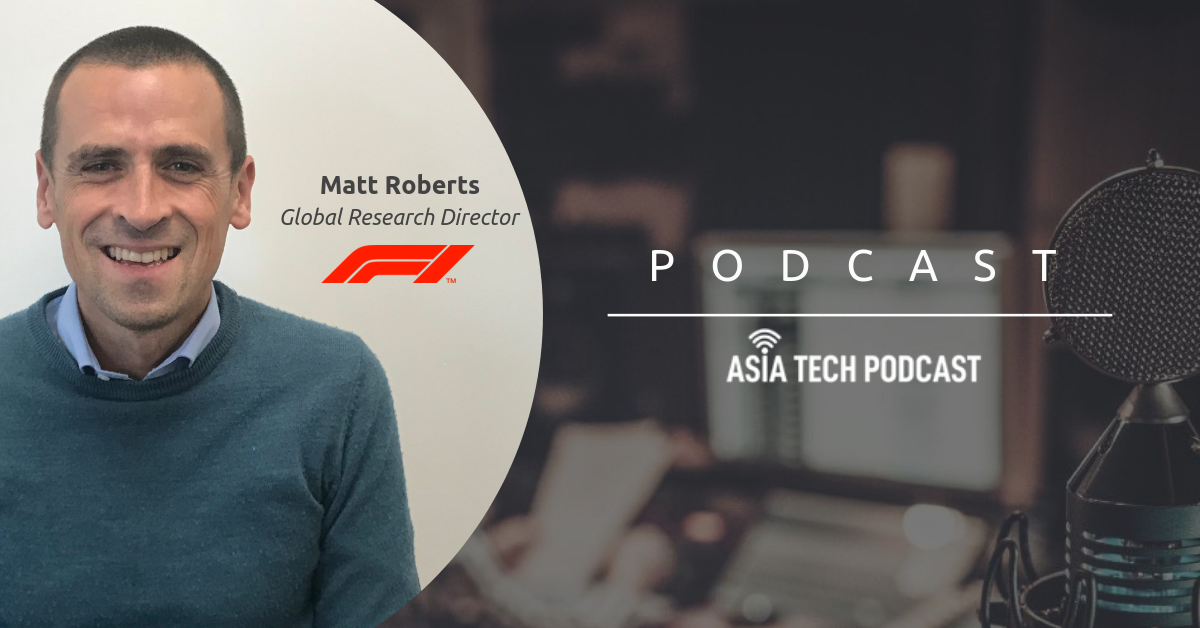 Podcast: How F1 Is Driven By Research And Data Analytics