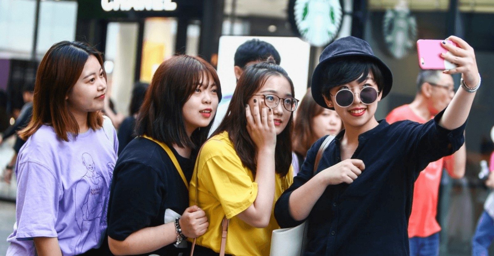 Chinese Gen Z in the Age of Post- Globalisation