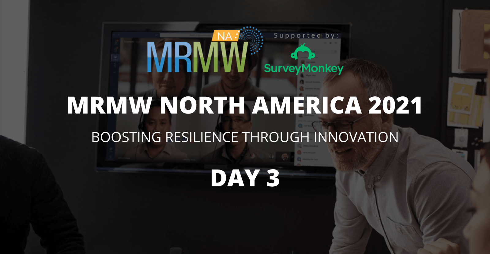 MRMW 2021 - Notes on Day 3