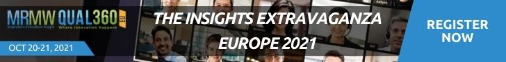 THE INSIGHTS EXTRAVAGANZA EUROPE 2021